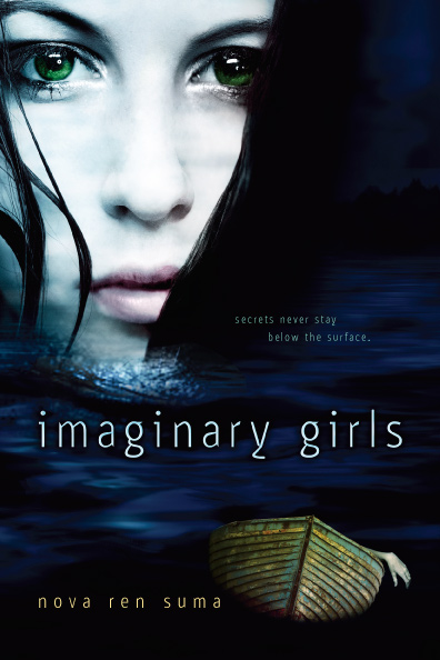 [Imaginary Girls paperback cover]