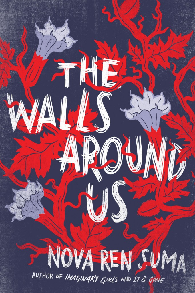 The Walls Around Us by Nova Ren Suma -  The 29 Best YA Book Covers of 2015 as Chosen by Epic Reads Designers