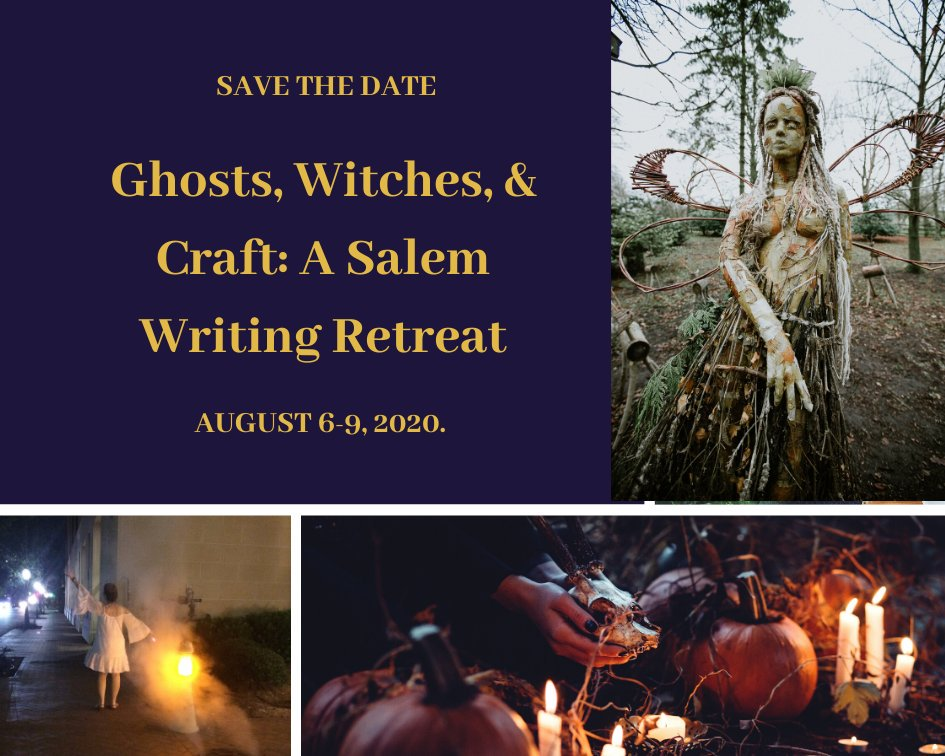 [Ghosts Witches and Craft image]